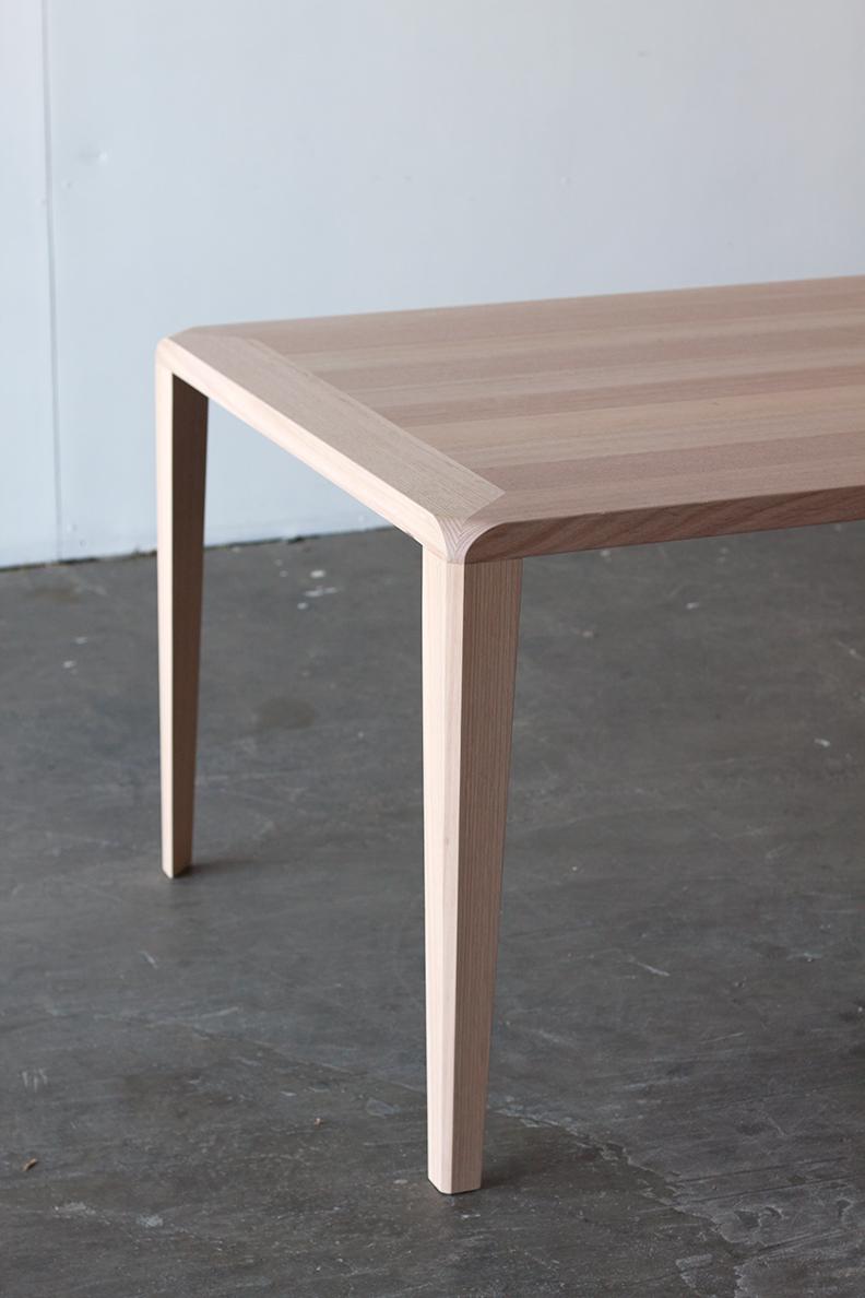 Dye Table by Mast Furniture. Designed by Tom Fereday. Modern, handmade furniture.