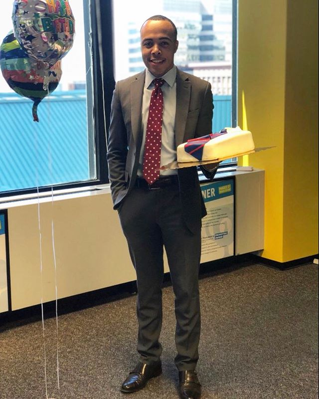 🎉 BIRTHDAY ALERT! 🚨 We want to give our very own CEO, Darrel a big bday shout out! 🙌🏽 We hope your day is filled with loved ones, happiness, and lots of cake! 🎂
