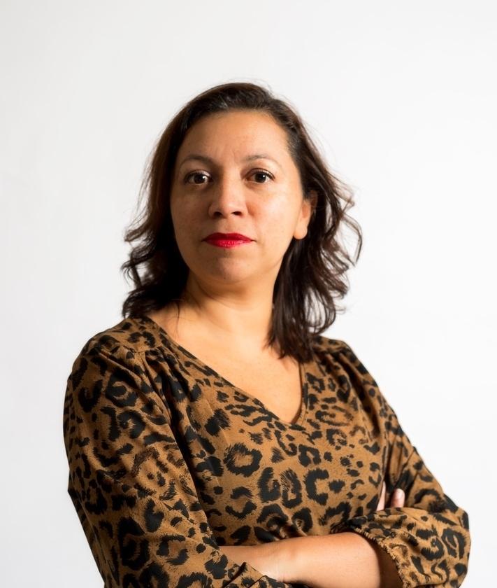 Sandra Riano headshot