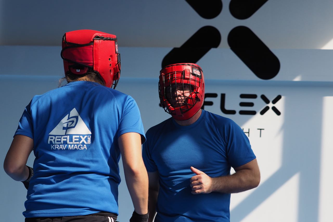 Reflex Training