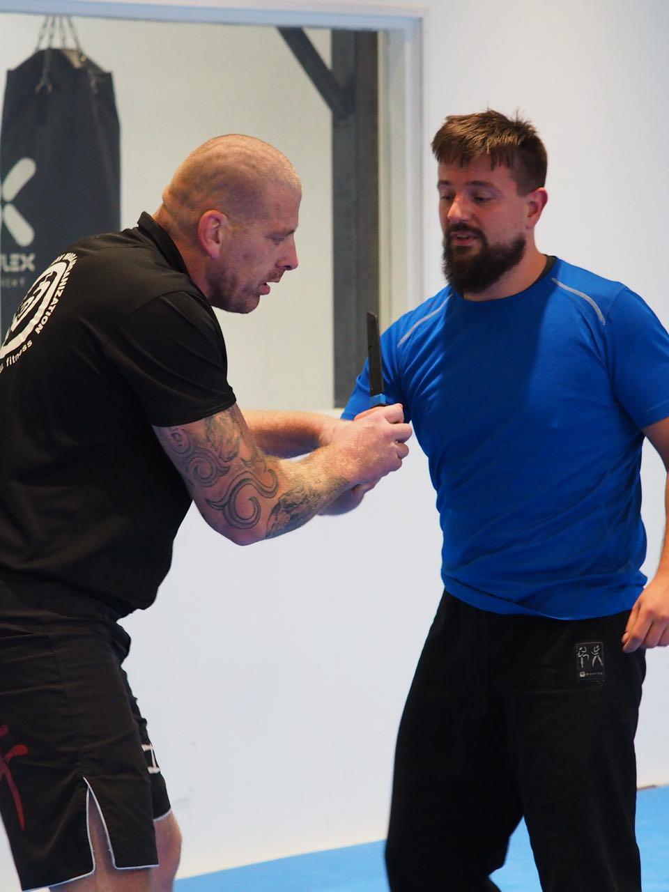 Krav Maga Trainer opleiding bij REFLEX Utrecht