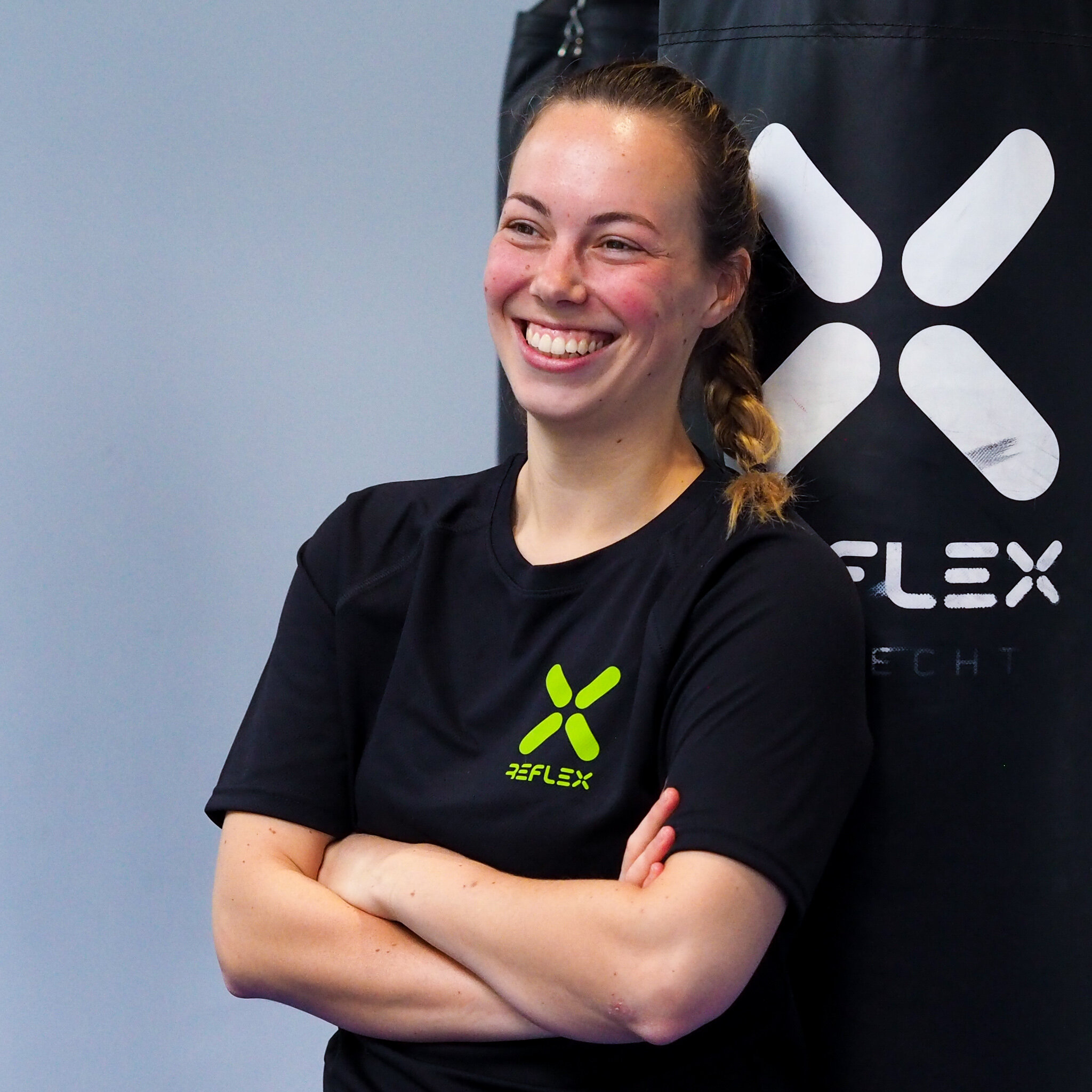 Tara van den Berg - Trainer StrikeFit
