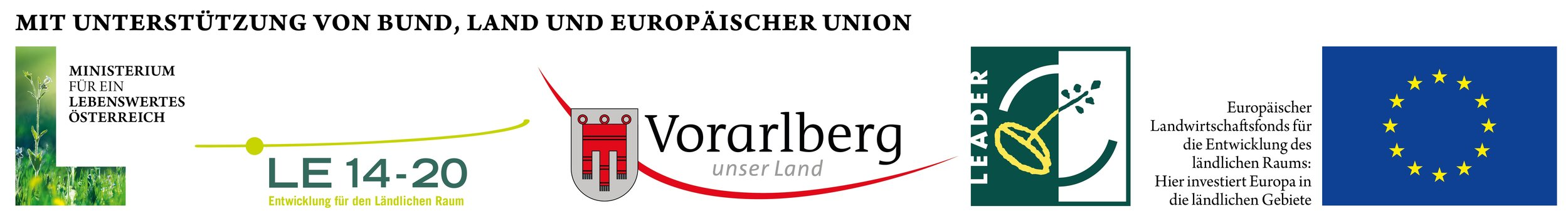 Europäische Union:  https://ec.europa.eu/agriculture/rural-development-2014-2020_de   Bund:  https://www.bmnt.gv.at/land/laendl_entwicklung.html