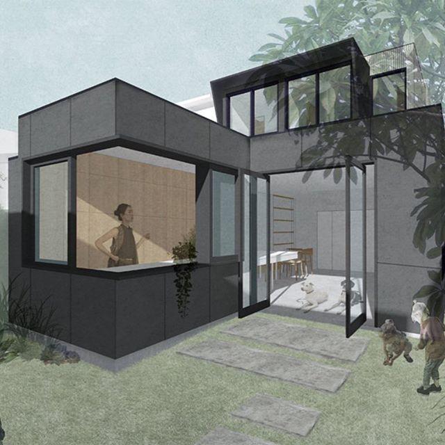 Marrickville House | Marrickville, NSW | 2018 | BTB Architecture Studio