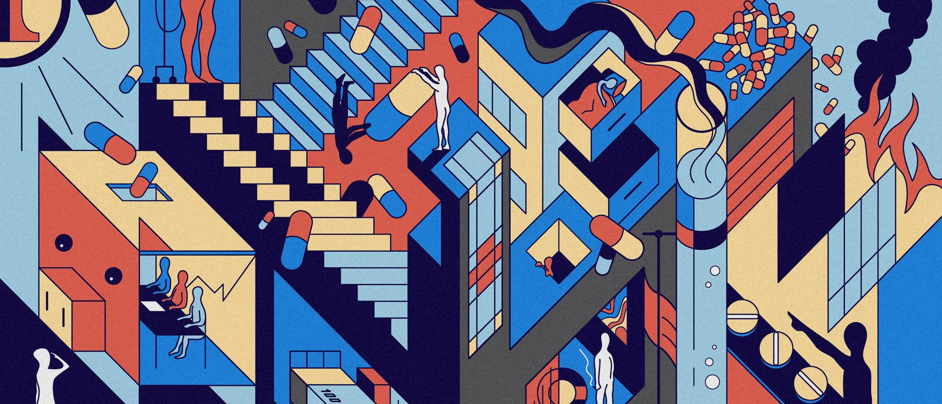 Illustration by Maus Bullhorst