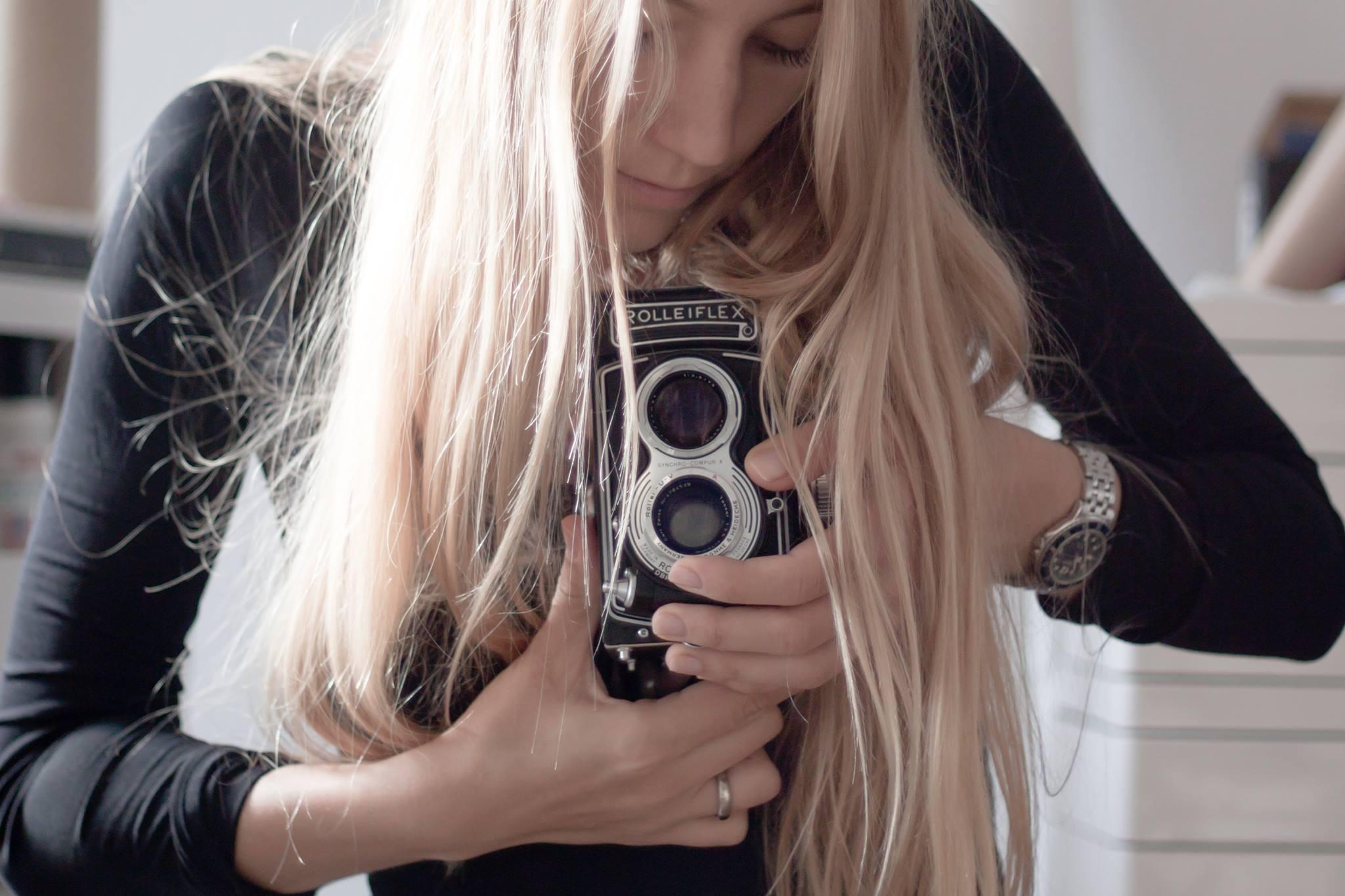 Alyona Rutzen - Visual Artist
