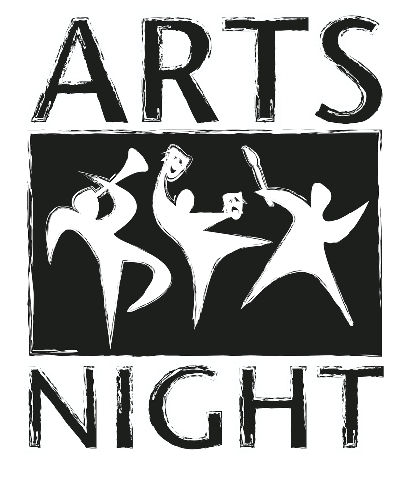ISNS Arts Night Logo Design. Designed in 2012 - Used every year since.