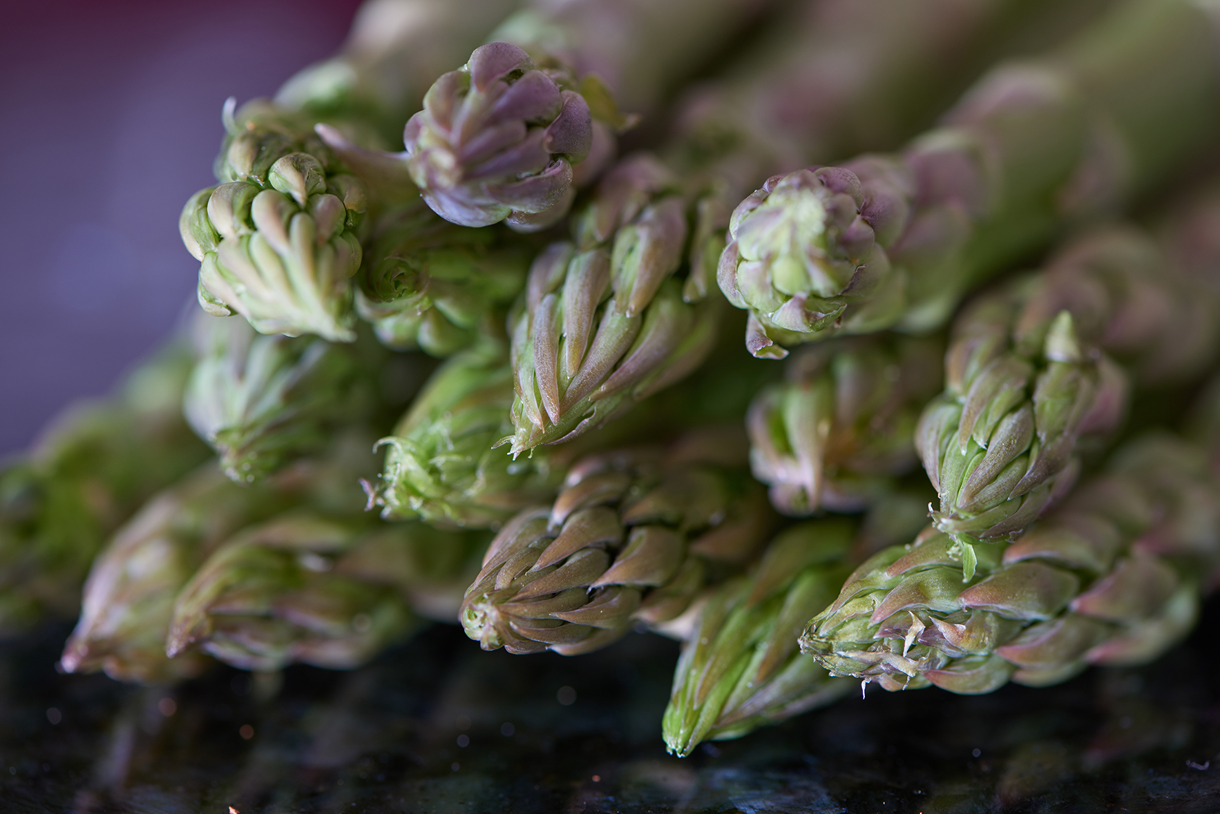 asparagus and Nottingham nutritionist