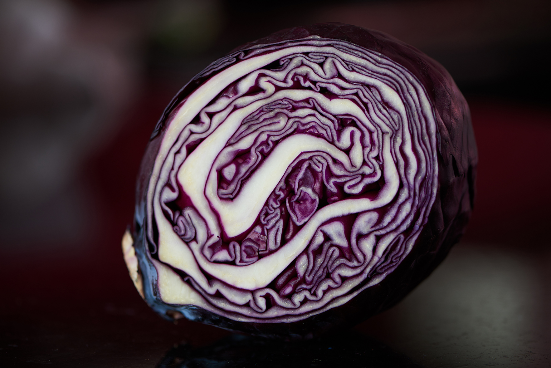 red cabbage and Nottingham nutrition advice