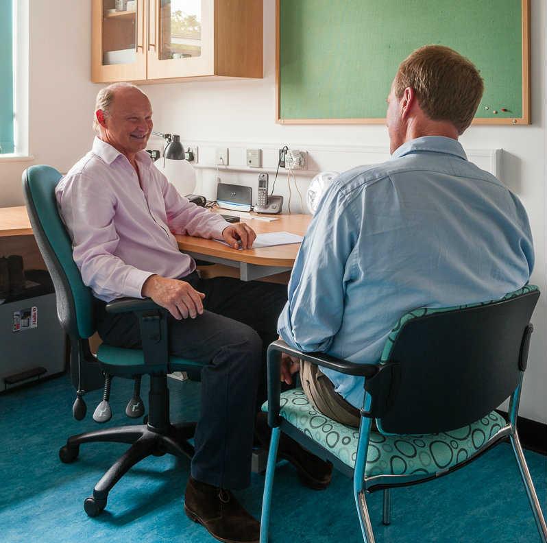 Border Osteopaths' Shrewsbury clinic
