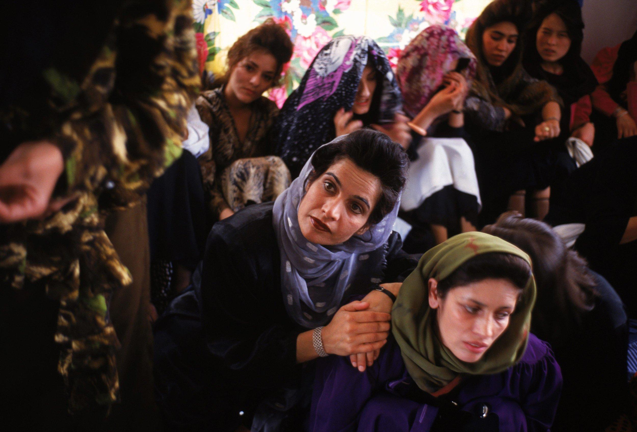 Women Under the Taliban
