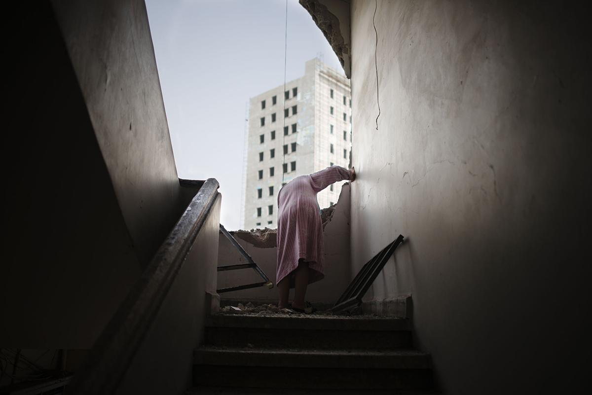 Syria, Damascus, April 2013