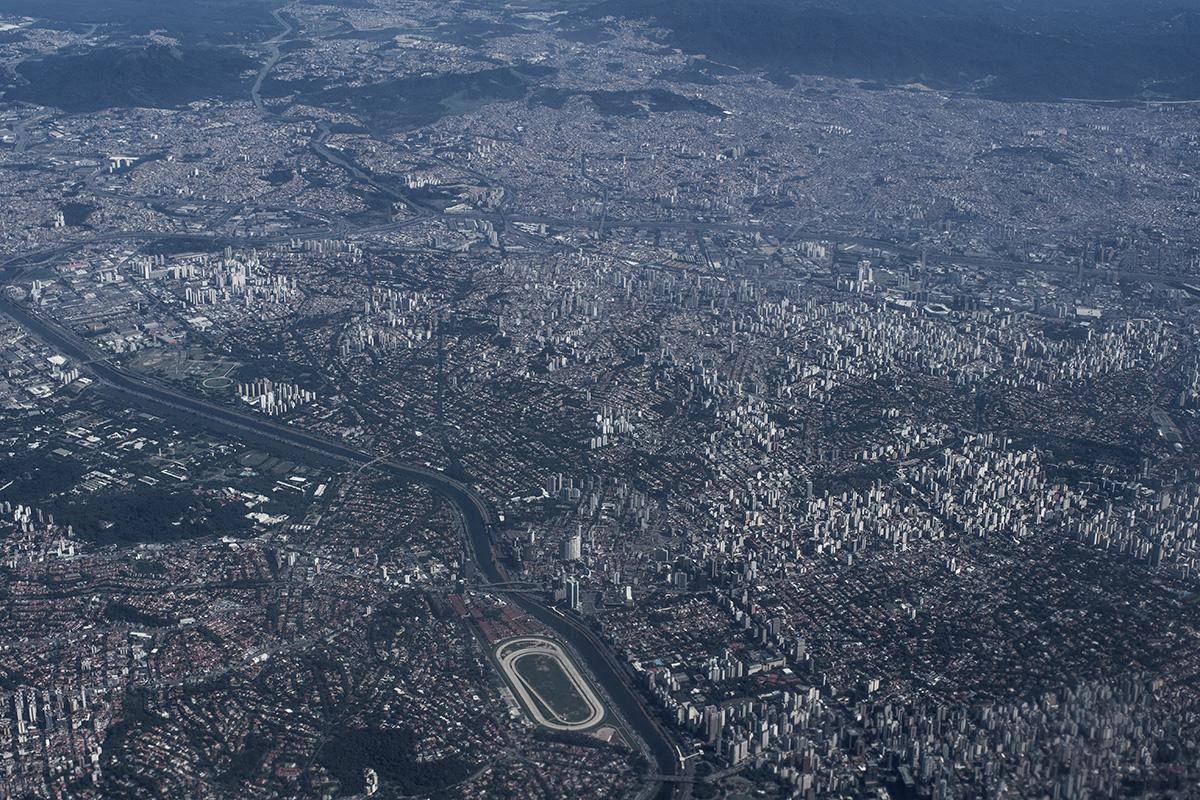 Brazil, São Paulo, 07 December 2016São Paulo has a population of around 18 million.Kadir van Lohuizen / NOOR
