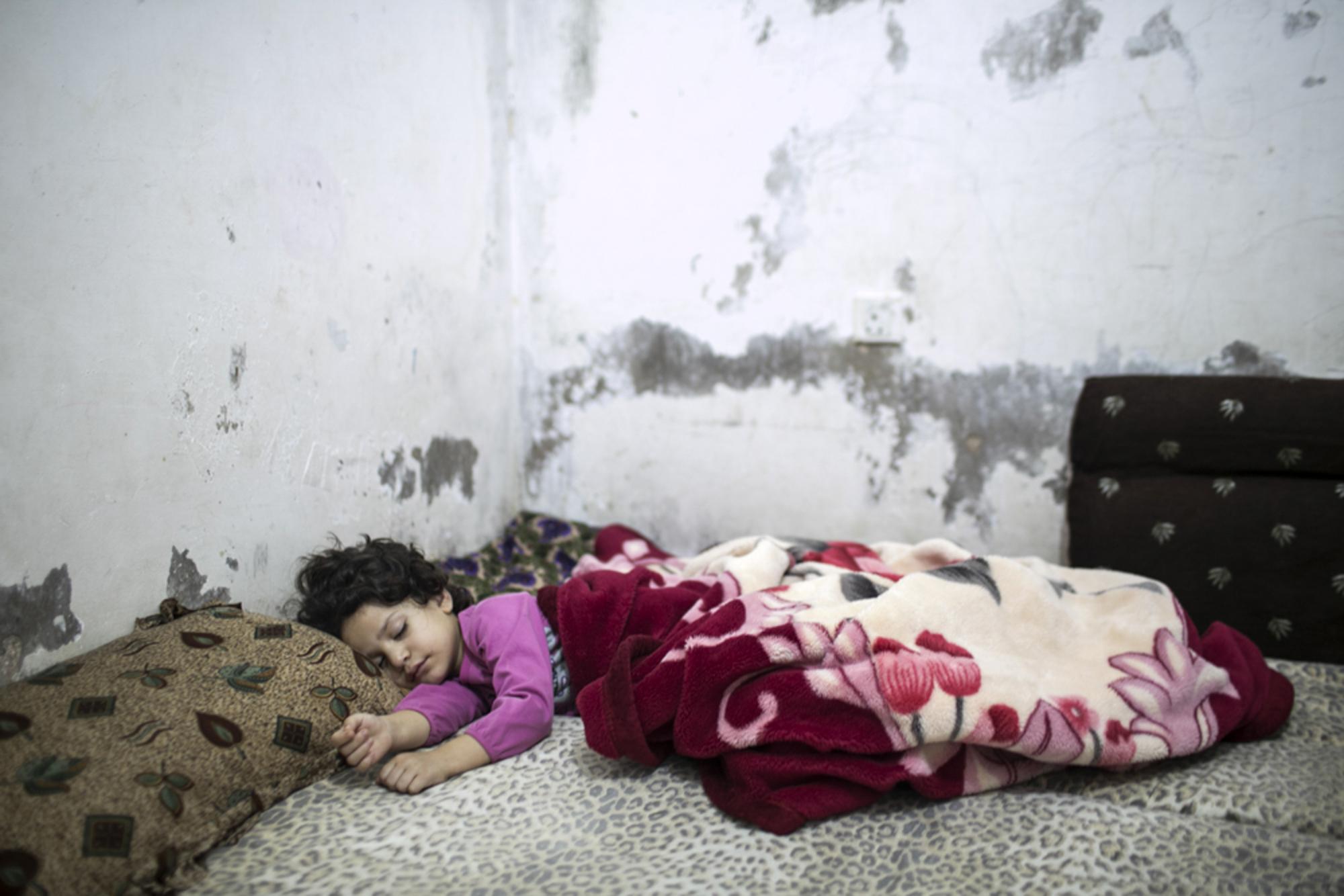 Syria Via whatsapp - by Tanya Habjouqa