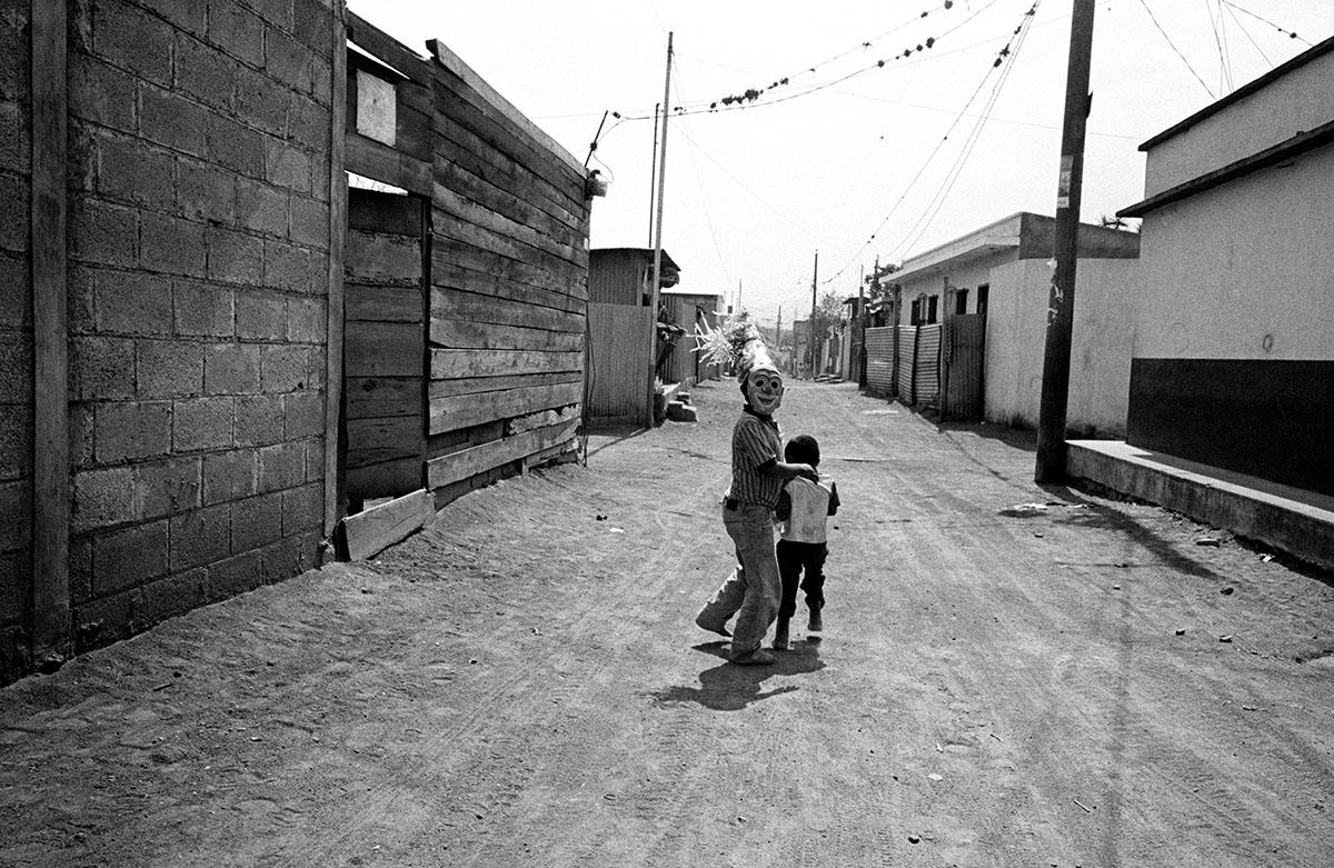 Guatemala, Guatemala City, 1999.