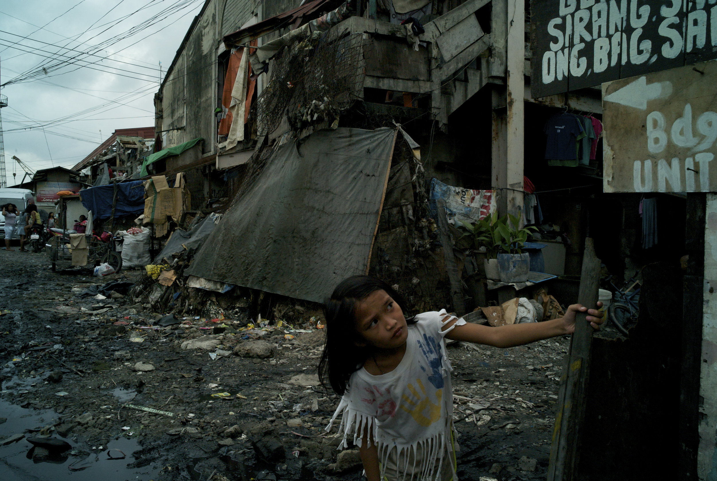 MANILA, THE PHILIPPINES; JUNE 2103 