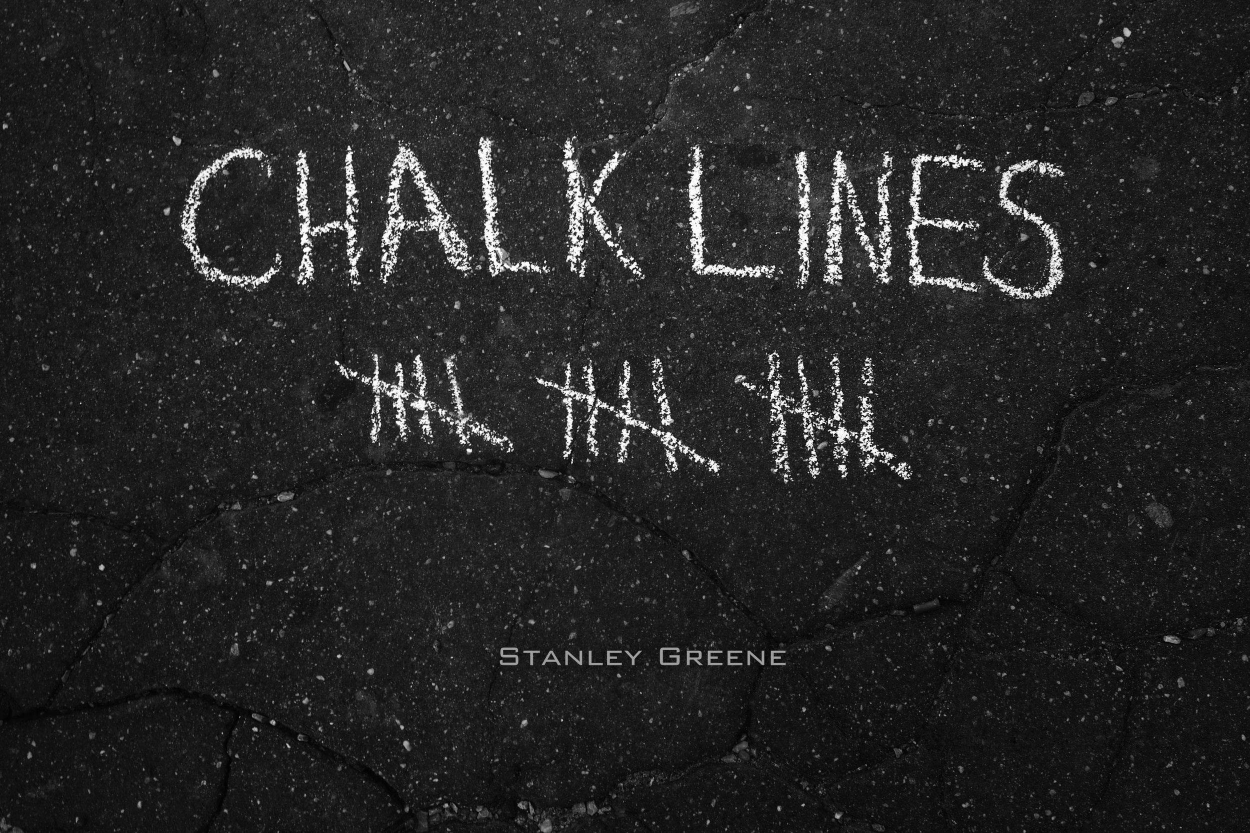 - by Stanley Greene