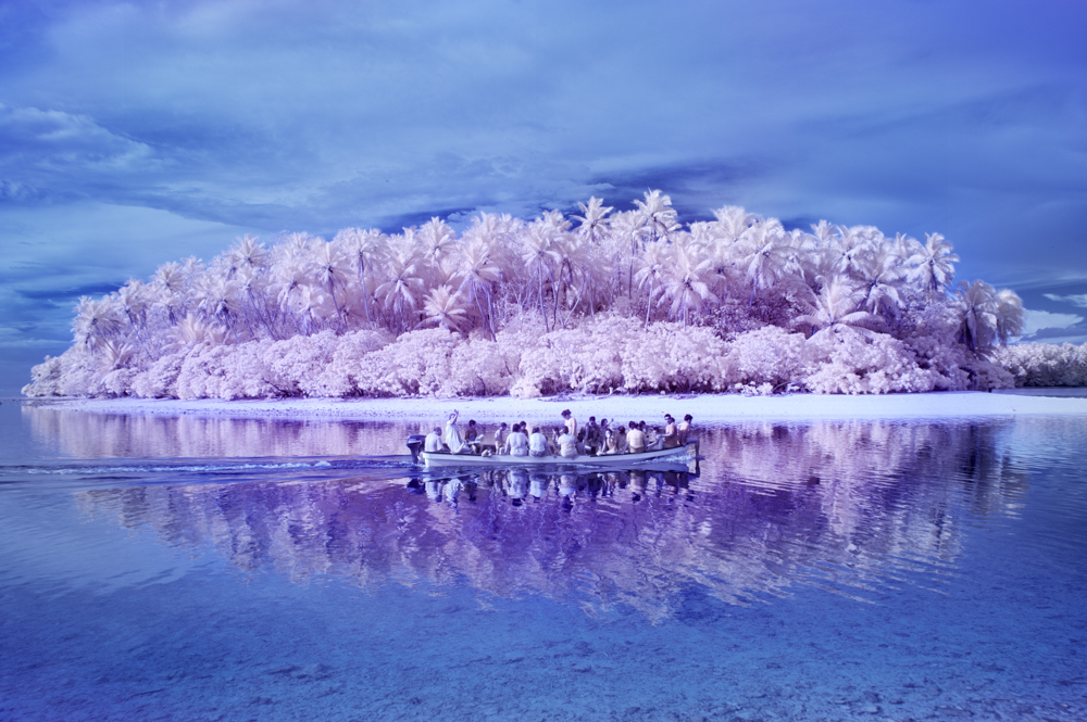 """from the series, """"The Island of the Colorblind""""Sanne De Wilde / NOOR"""