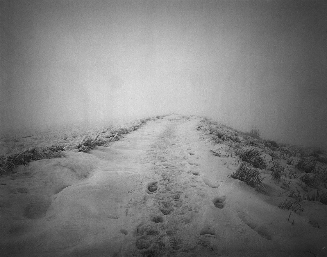 """9 Gates of No Return"" 2015 - 2017 .  Fot. Agata Grzybowska"