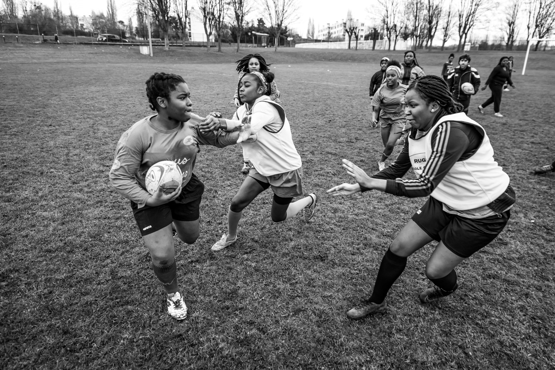 The Rugbywomen of Sarcelles