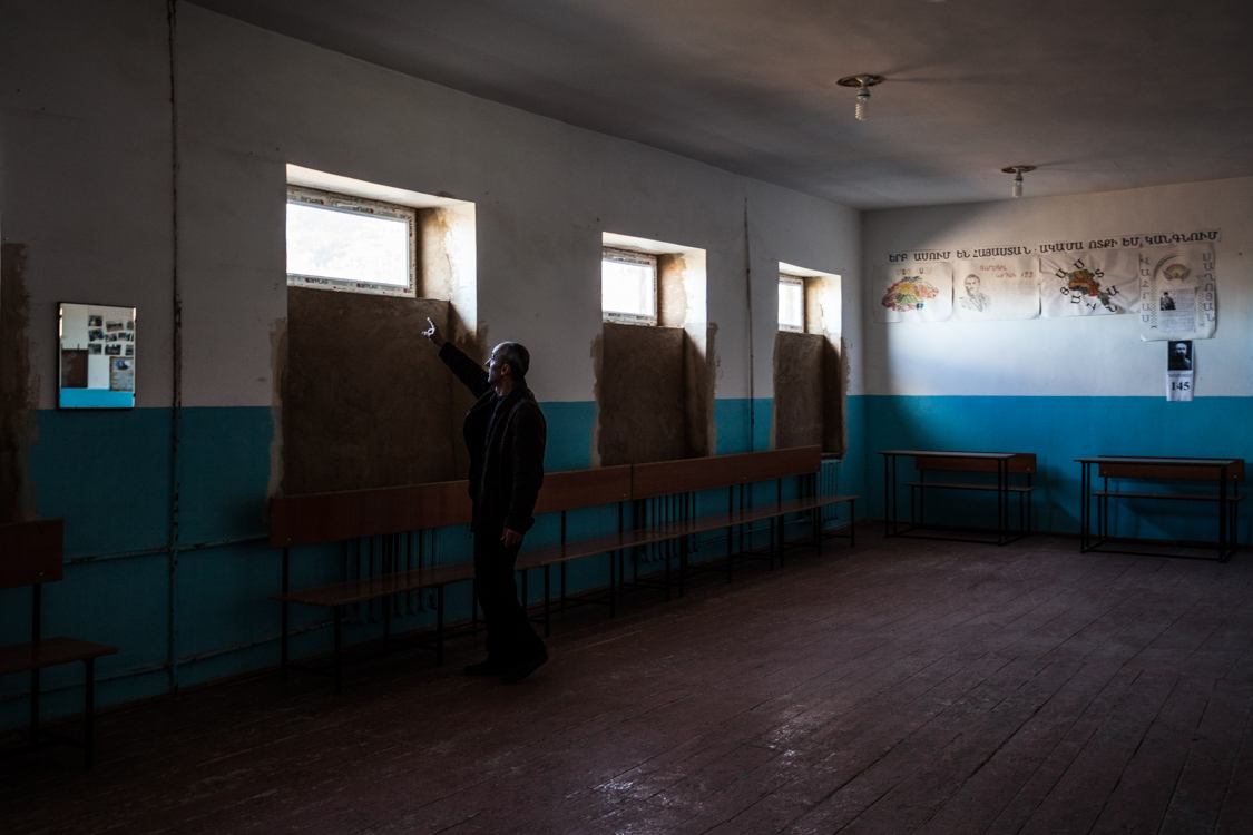 Armenia, Chinari, 23 November 2014 