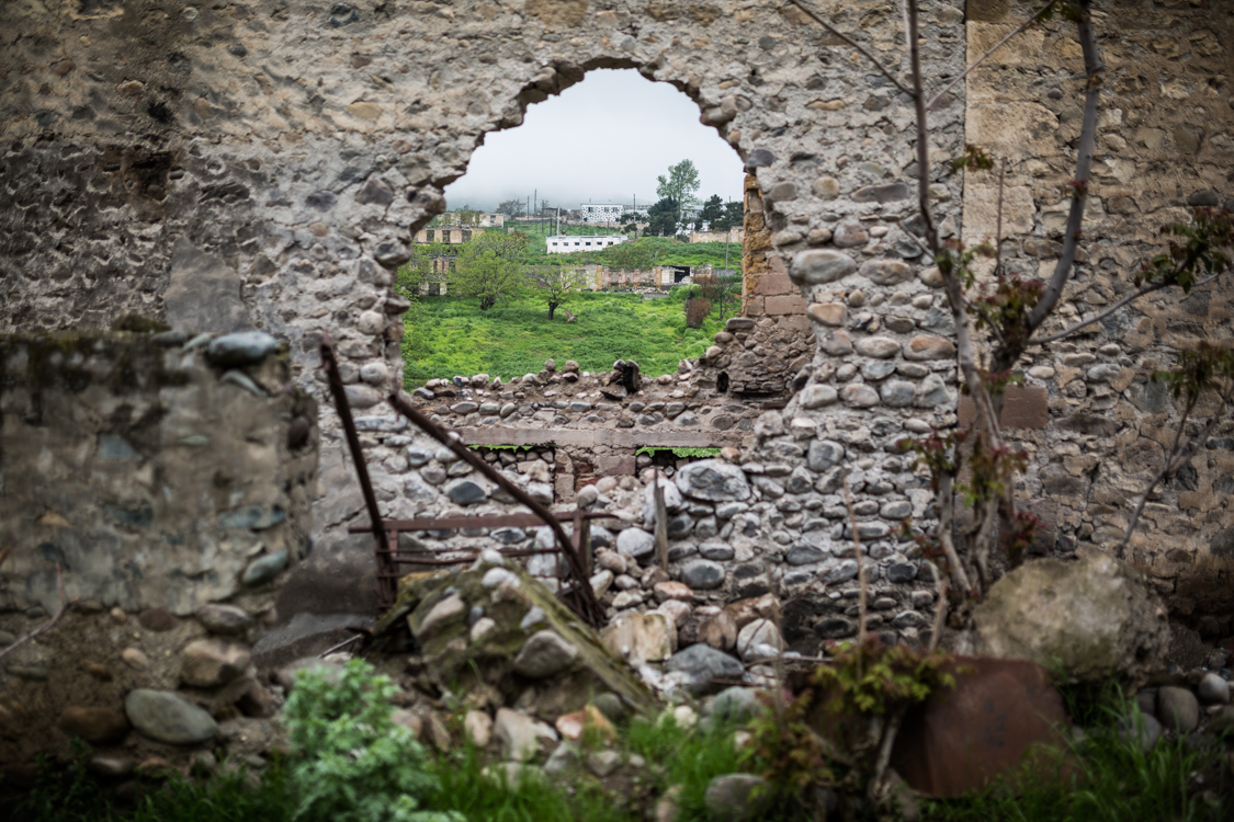 Nagorno-Karabakh Republic, Talish, 3 May 2016