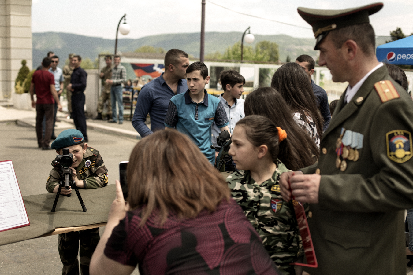 The last border Project.This story is about a fight between dreams and reality. The fight of some young Armenians born during war (1988-1994) that against all odds have decided to come back to their motherland Nagorno-Karabakh Republic (NKR) to build a future for them and their country in a context of military conflict, poverty, no jobs and no opportunities.Credit : Pablo Garrigós