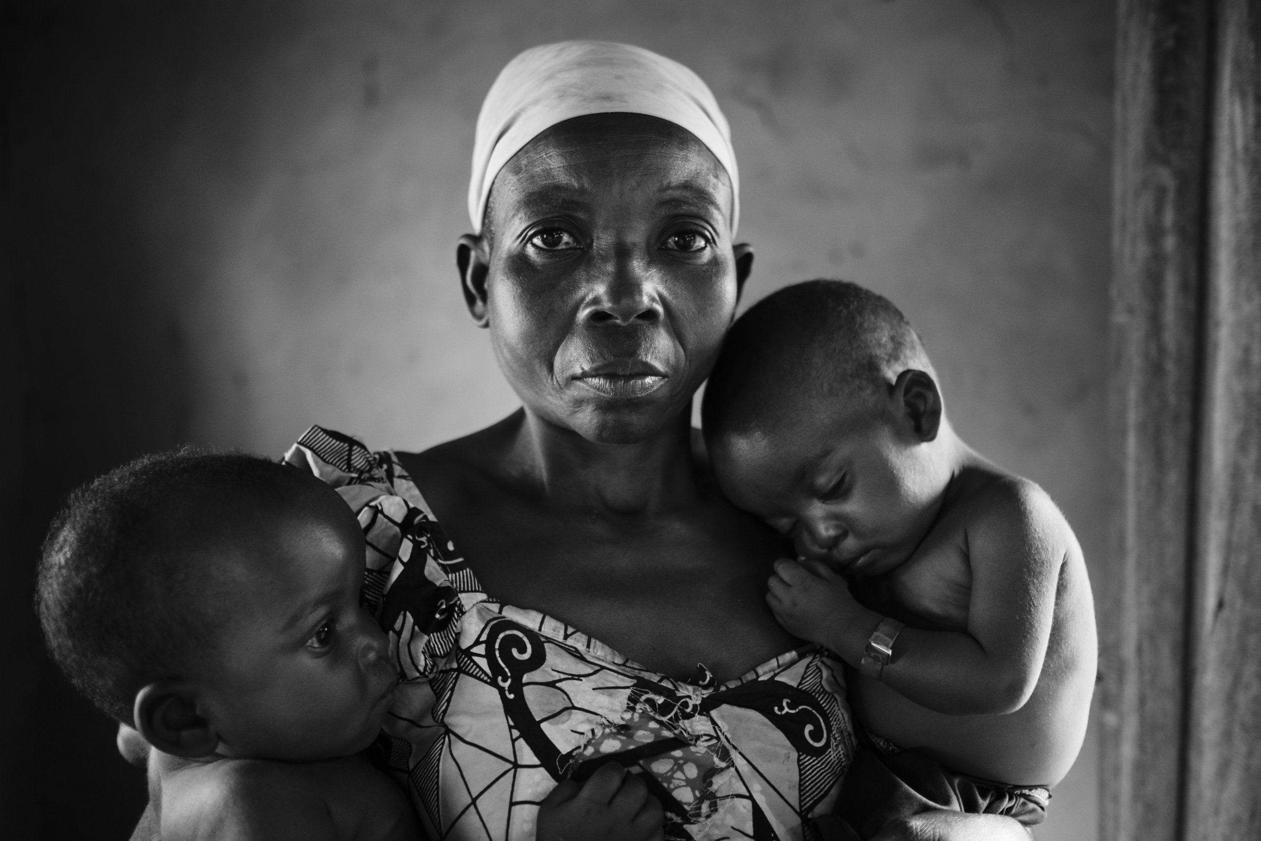 Congo DR, Kasai Central, Lwemba, 16 March 2018