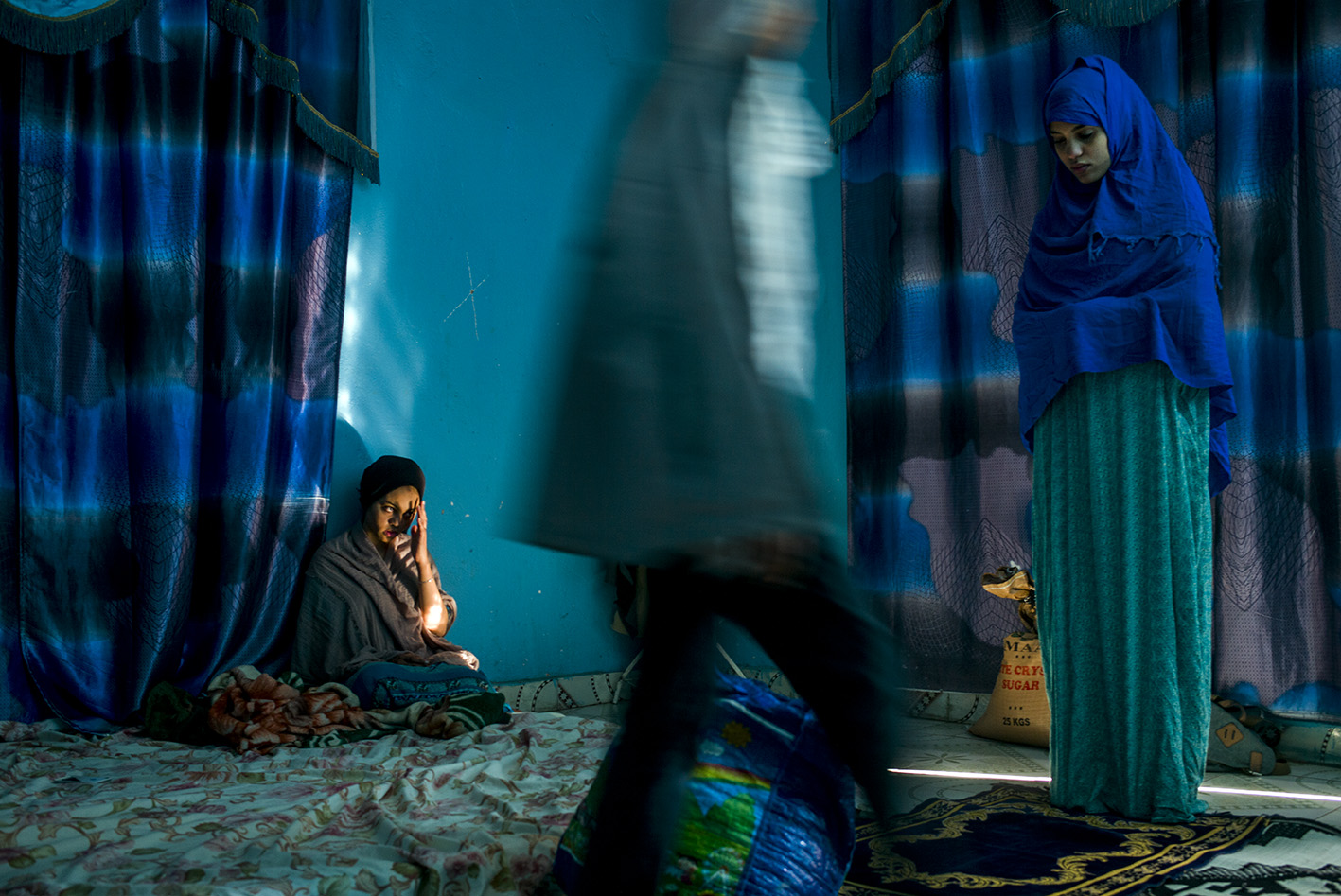 HARGEISA, SOMALILAND REGION OF SOMALIA - FEBRUARY 2018 