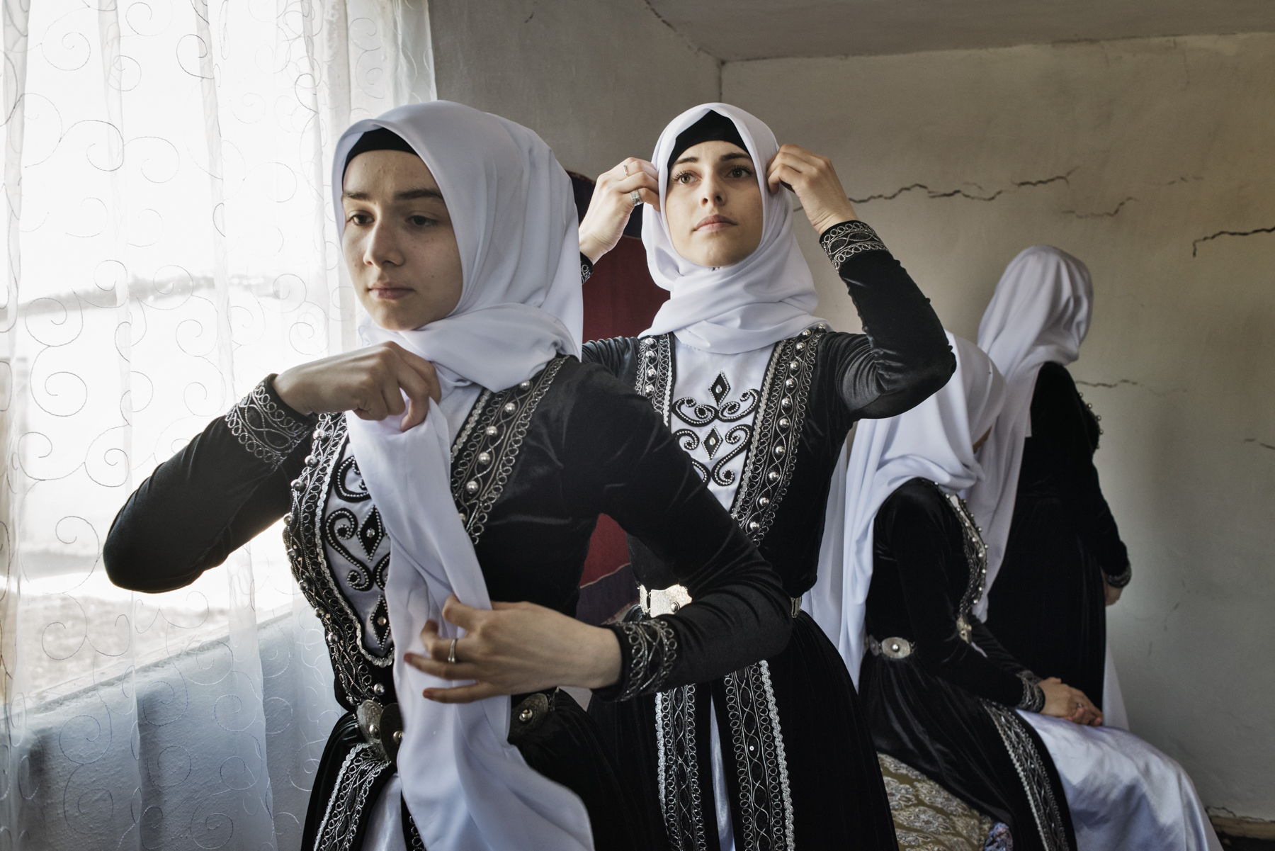 Russia, Chechnya, Grozny, 18 April 2015
