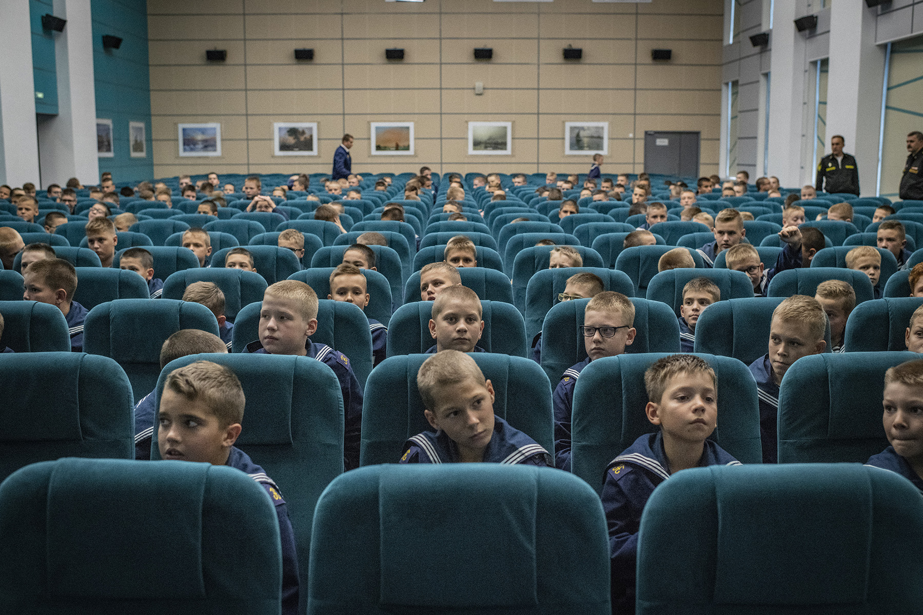 Russia, Murmansk, September 2018