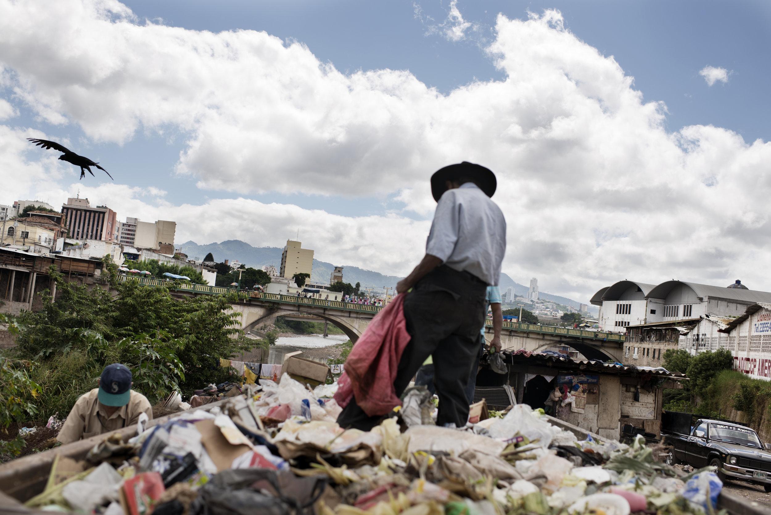 Urban Survivors, Tegucigalpa, Honduras