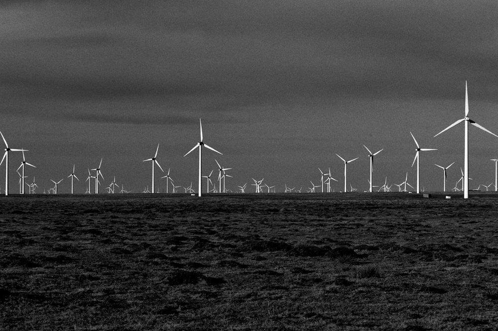 Solutions, wind energy in China