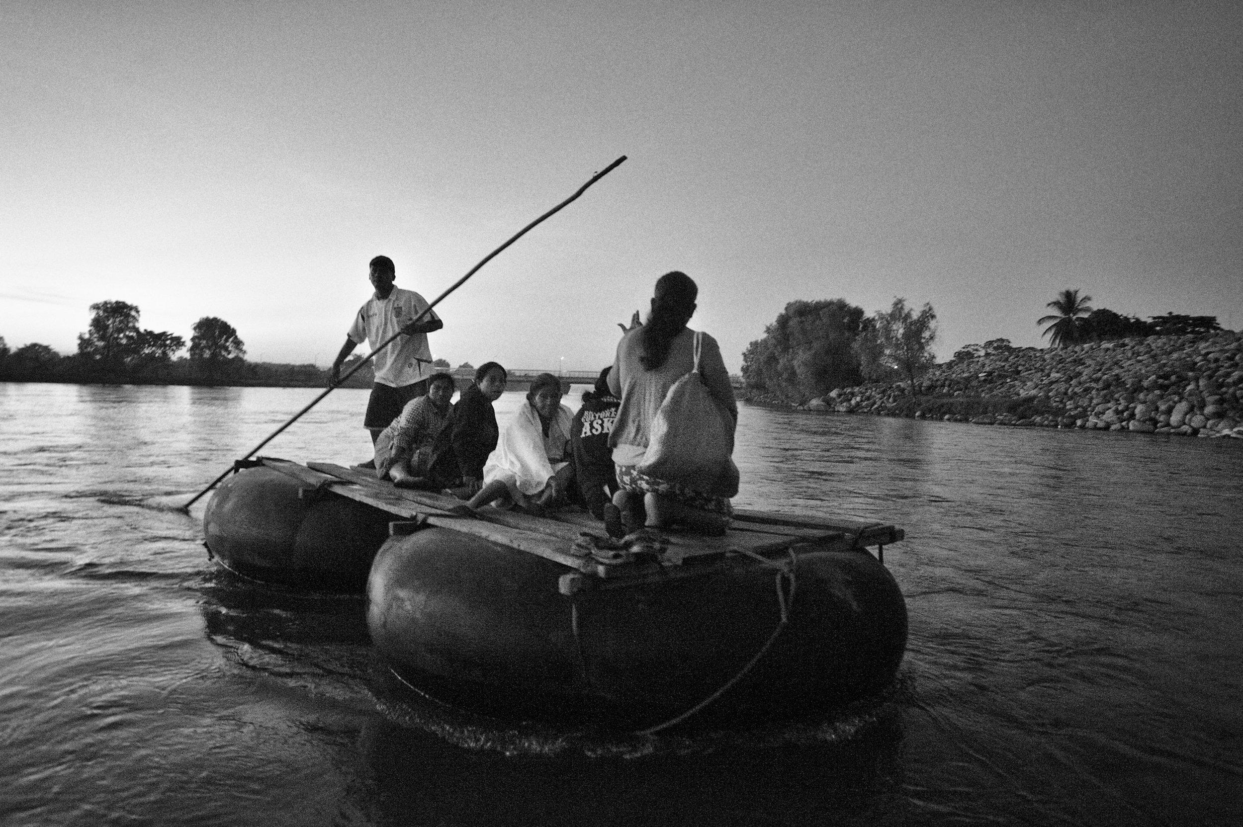 Via Panam, migration in the America's, Guatemala