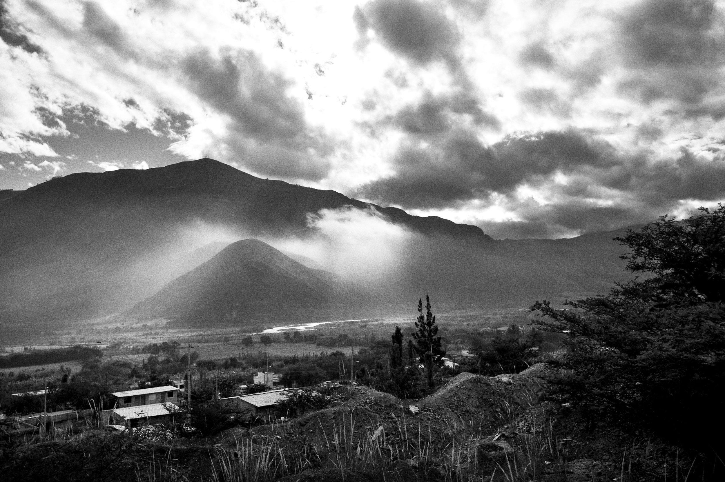 Via Panam, migration in the America's, Ecuador