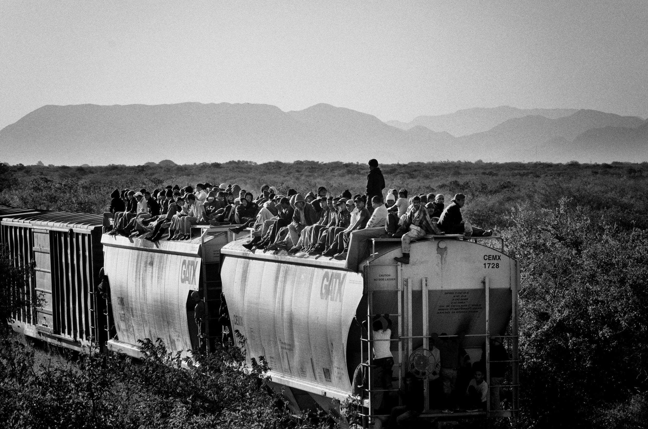 Via Panam, migration in the America's, Mexico
