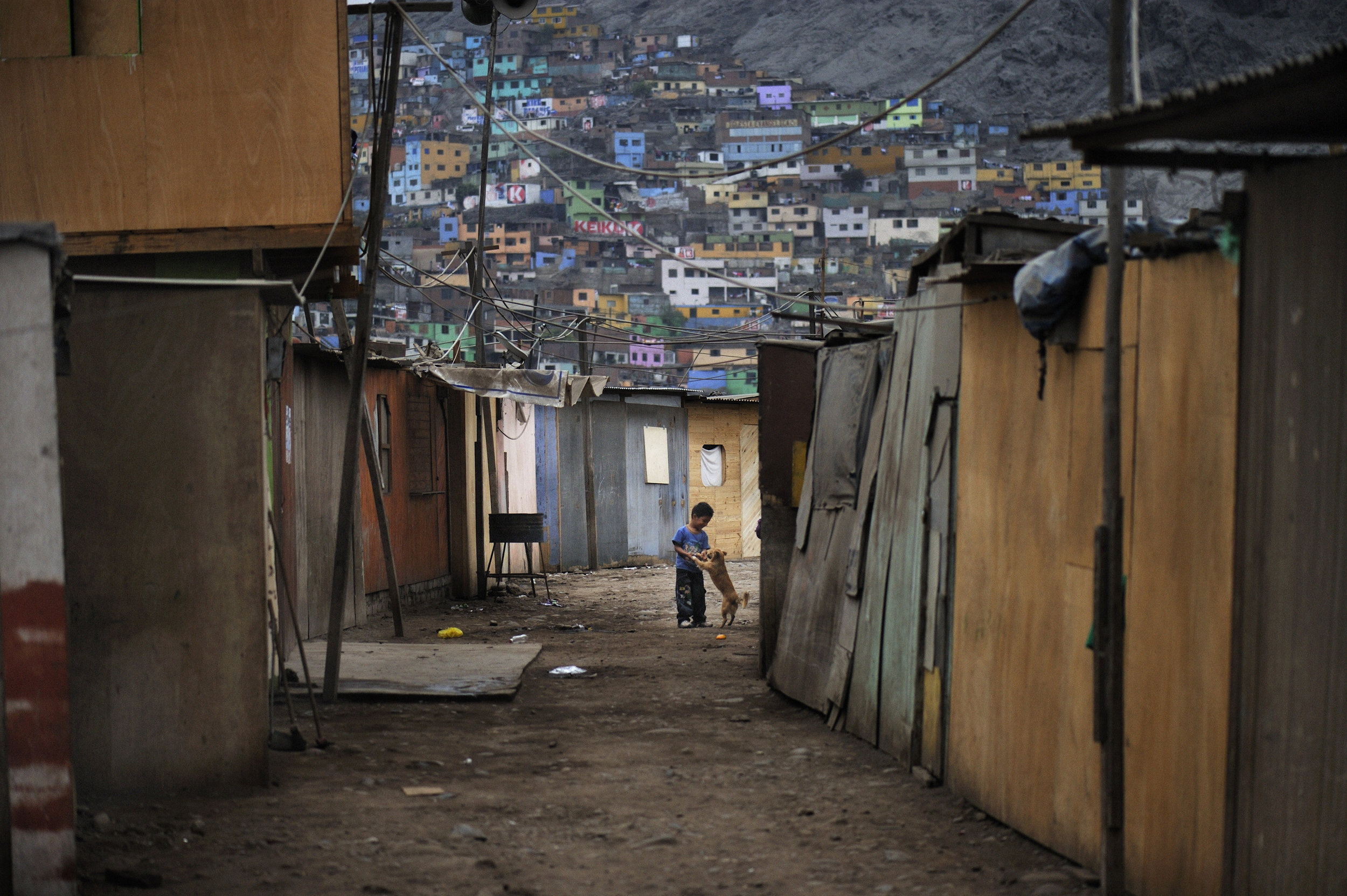 Indigenous Urban Life