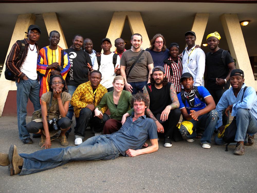 Lagos, Nigeria - 2009
