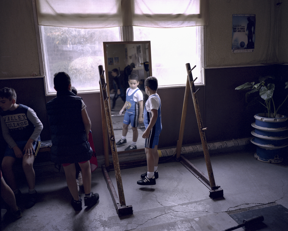 Children start competing at very early age. Competitions might give confidence and persistence for the later period of life.