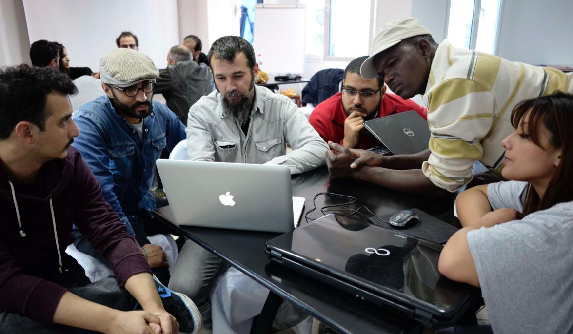 Nikon-NOOR Academy in Tunisia