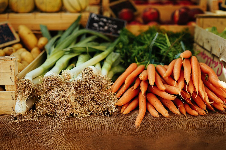 FRUITS & VEGETABLES -
