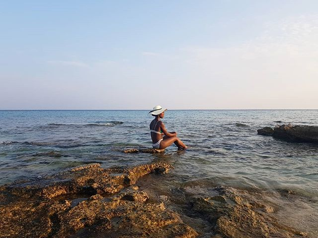 • Souvenir from my last day in Puglia... ⠀⠀⠀⠀⠀⠀⠀⠀⠀ • Souvenirs de mon dernier jours dans les Pouilles... ⠀⠀⠀⠀⠀⠀⠀⠀⠀ #campomarino #holidaysinpuglia #envacances #lespouilles