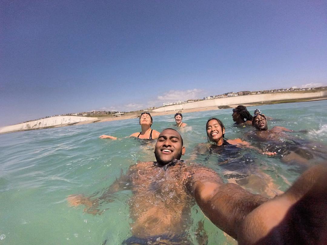 Swim Dem Crew are an inner-city swim club who believe in the power of community. -