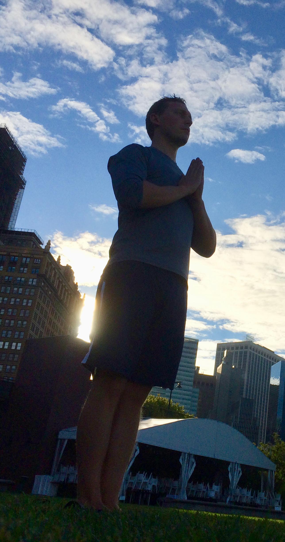 Chris Ruby Yoga