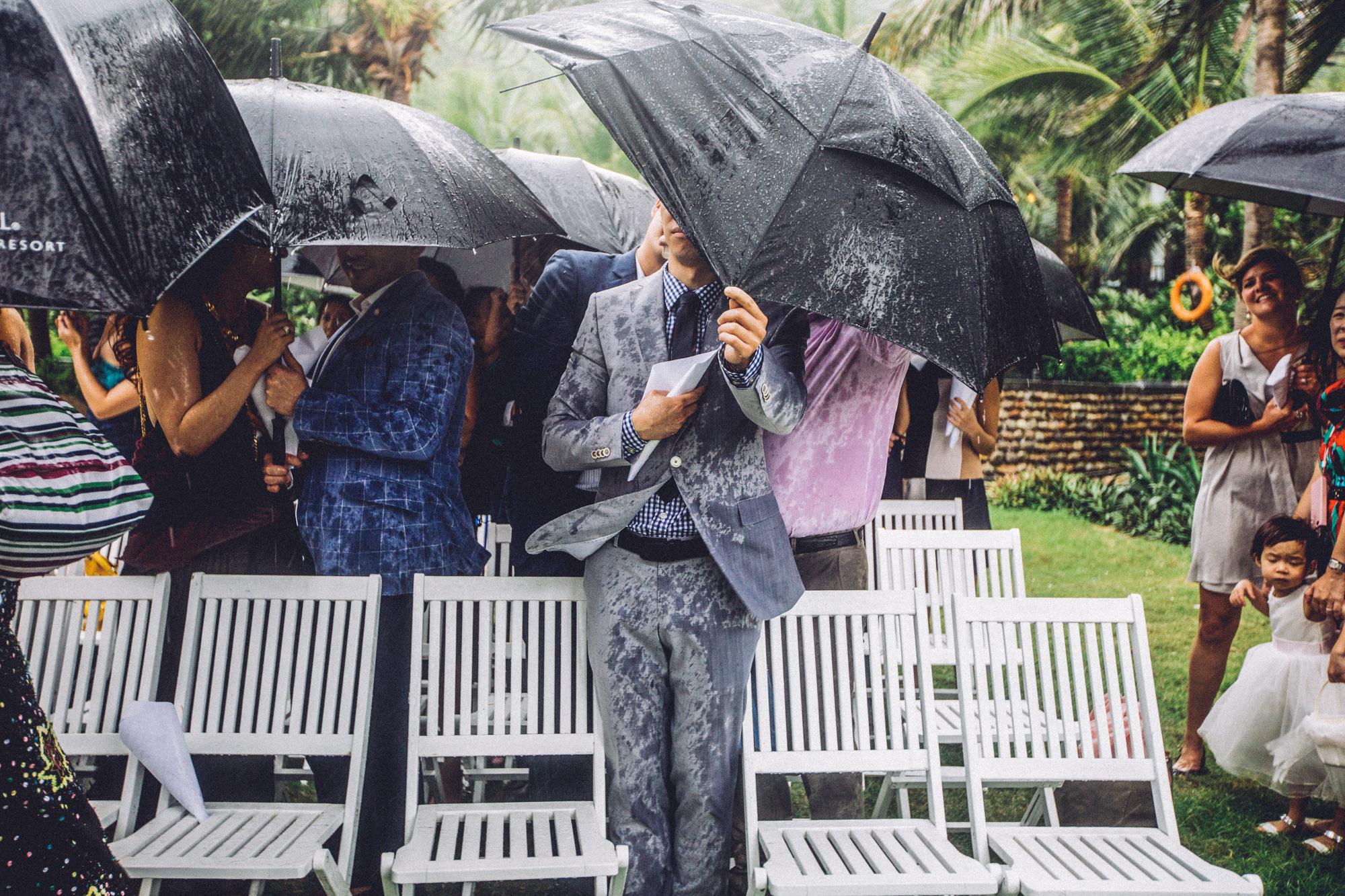 From a wedding story in InterContinental Danang Sun Peninsula, Danang, Vietnam. Photo by Mott Visuals Weddings.
