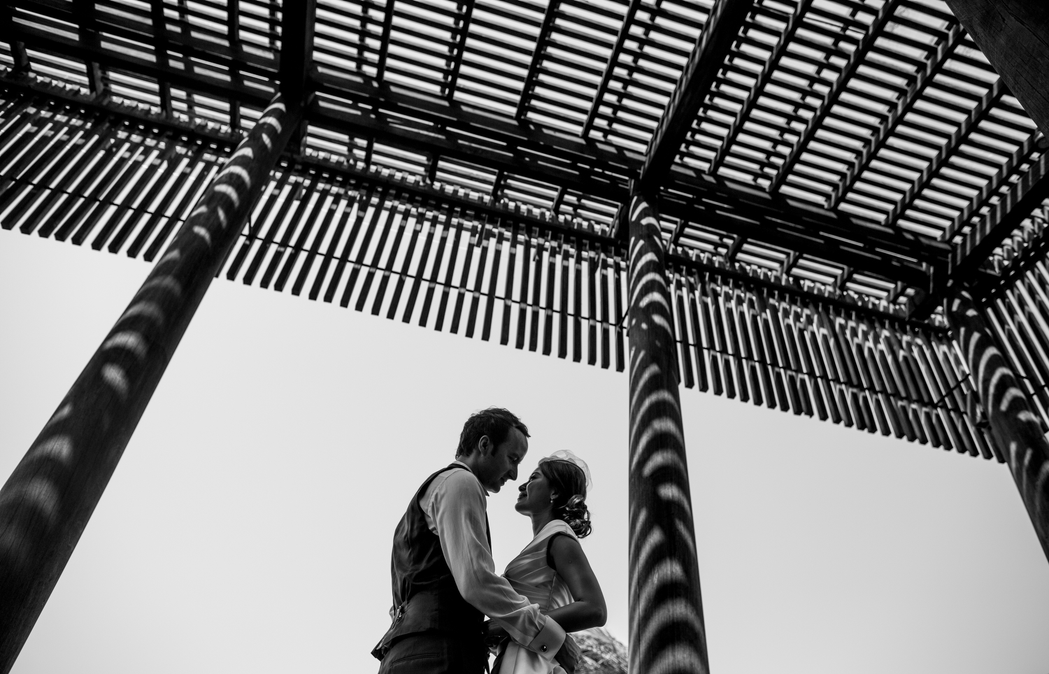 Kris and Olive's wedding photography in Danang, Vietnam