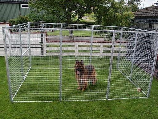 Hundegårder - Solide hundegårder som også kan benyttes til katter, kaniner, høner m.m.