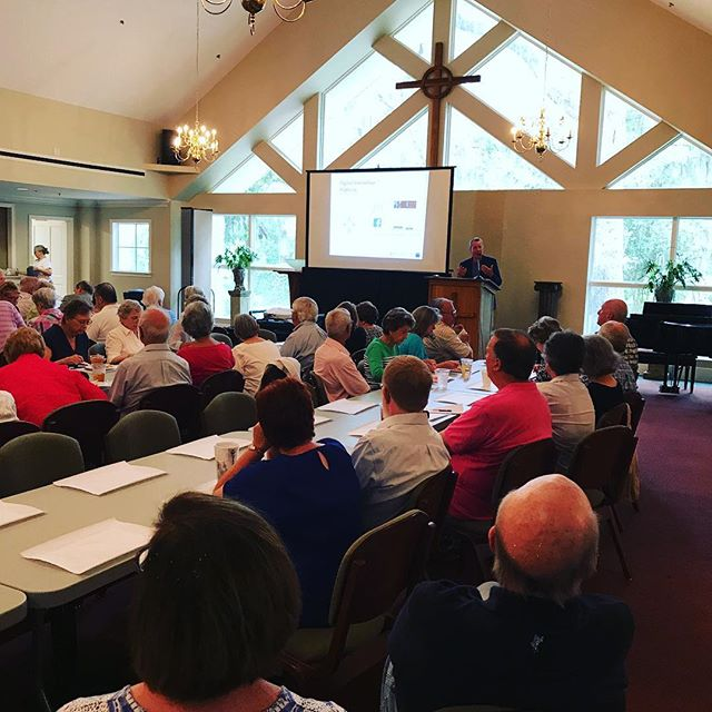 Thanks to everyone for coming out to our final master plan presentation yesterday! We had a blast sharing our process and ideas from the last few months and are looking forward to next steps! #seedsofgrowth  #ccf #stsimonsisland