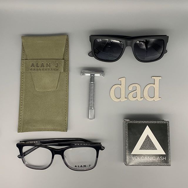 Looking for a Fathers Day gift?? We have something for every Dad out there!! #europaeyewear #europanola #rayban #scottharriseyewear #invu #inface #costadealer #alanj #suntrends