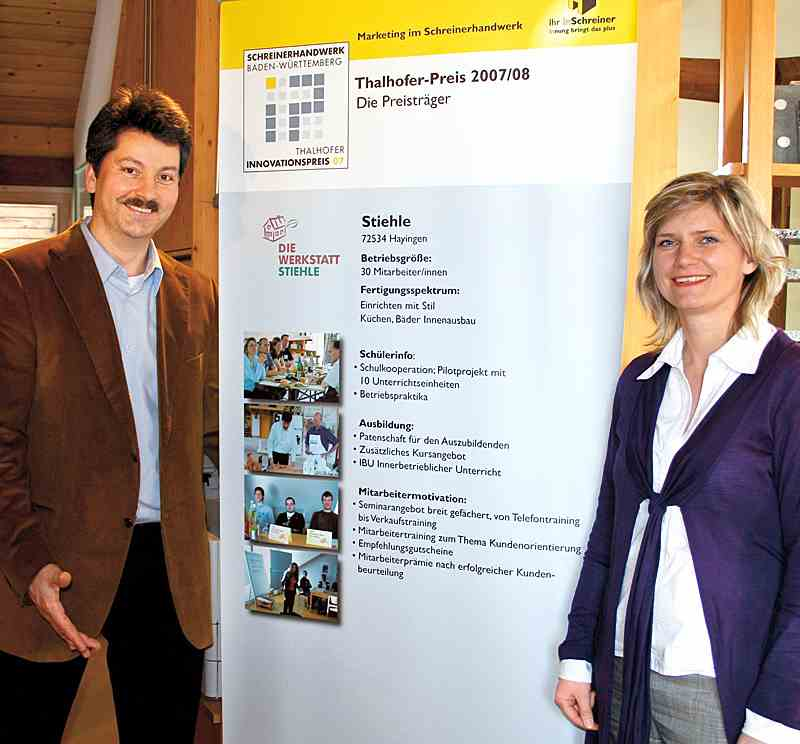 Thalhofer Innovationspreis 2007/2008